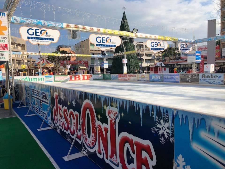 Tutti a pattinare a Jesolo On Ice